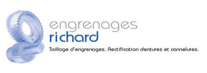 Logo taillage engrenages